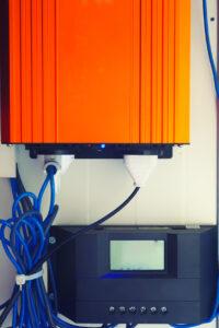 energiemeter geschikt voor teruglevering