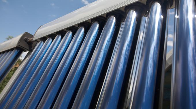 zonnecollectoren zonneboiler